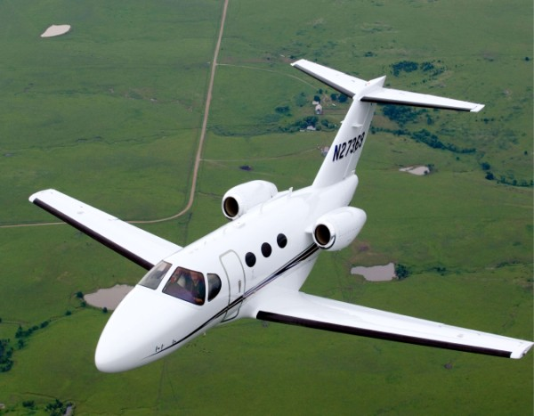 Citation Mustang Fuel Capacity